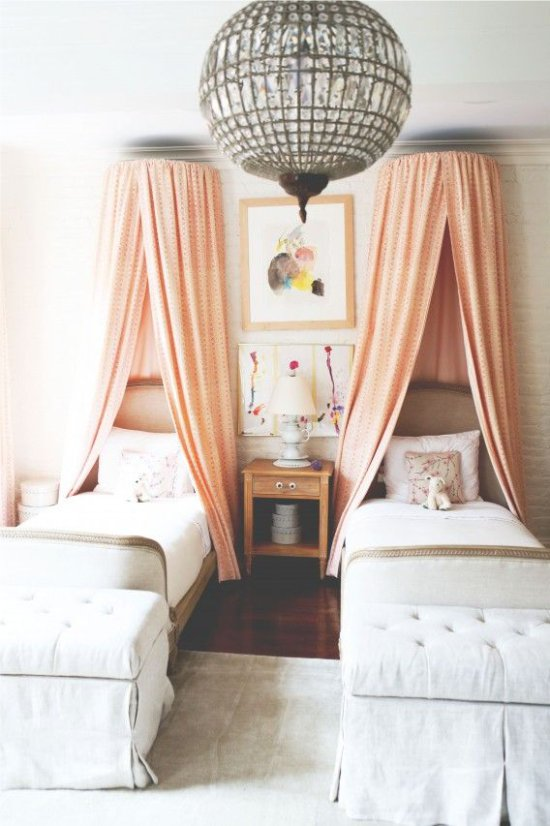 Балдхины над кроватью