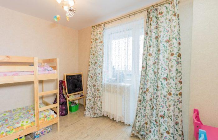 Зонирование детской зоны в квартире-студии