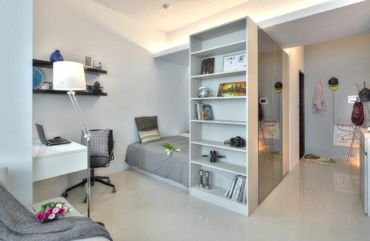 Как располагать мебель в небольшой квартире