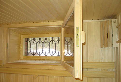 Окно 40х60 см