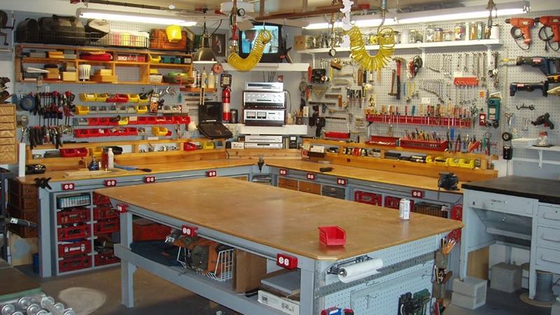 Что такое бизнес в гараже