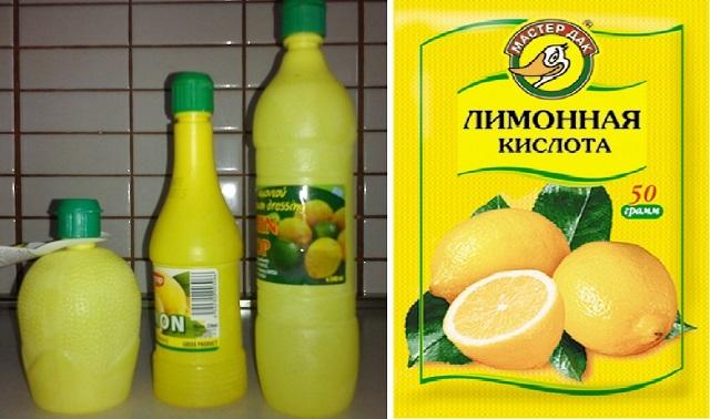 Лимонная кислота в порошковом или жидком концентрированном виде хорошо растворяет минеральный налет.