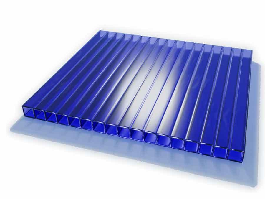 Фото: Технические характеристики сотового поликарбоната