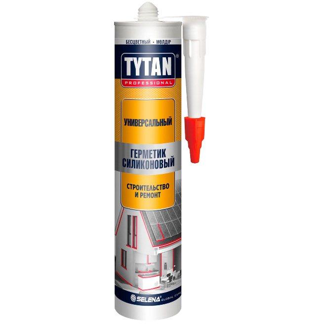 сантехнический силиконовый герметик Tytan