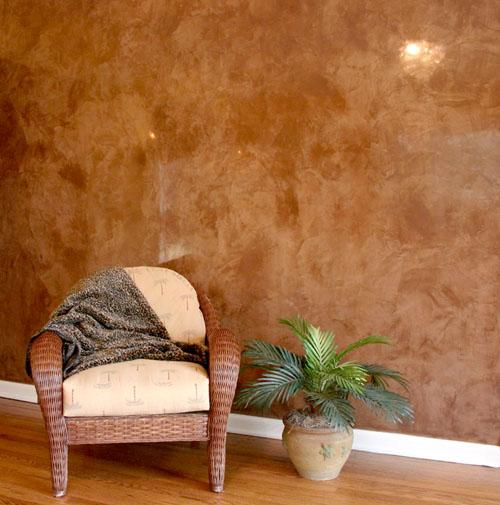 Фото: стена в СПБ