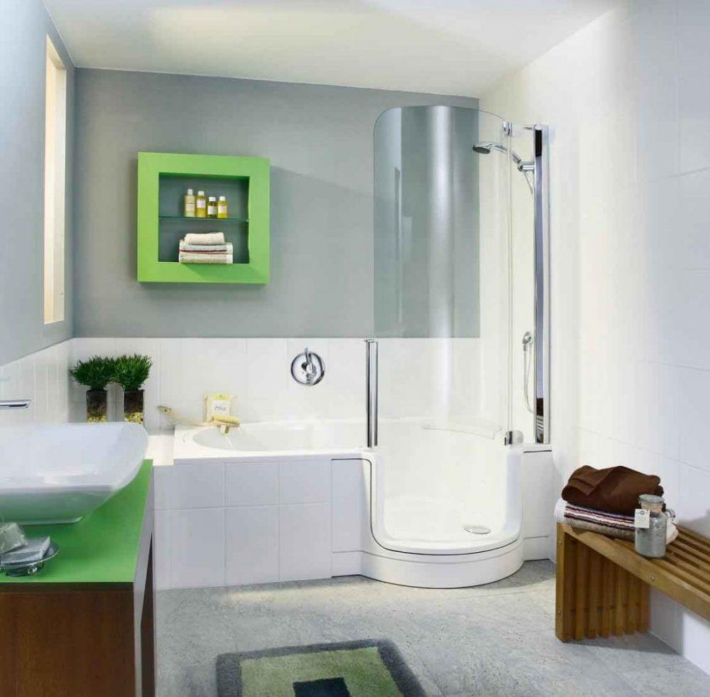 Дизайн ванной комнаты маленькой в панельном доме