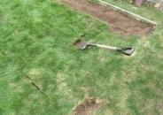 Деревянная песочница для дачи - 22