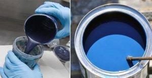 Как загустить жидкую краску