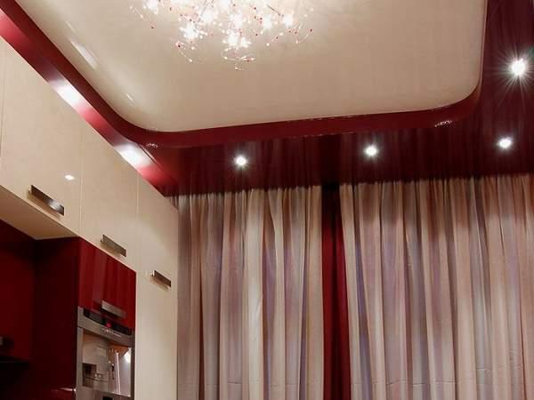 потолочный карниз для натяжных потолков фото, фото 18