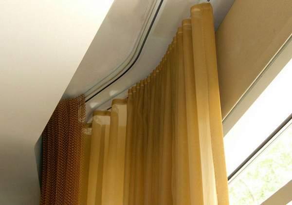 карниз потолочный под натяжной потолок фото, фото 20