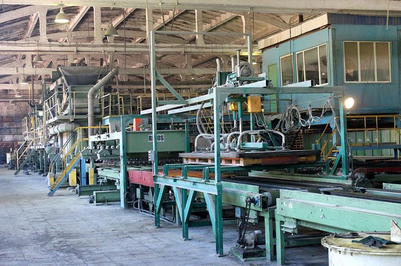 Производственные мощности компании «ЦСП-Свирь»