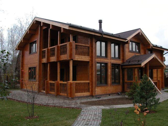Современный вариант дома