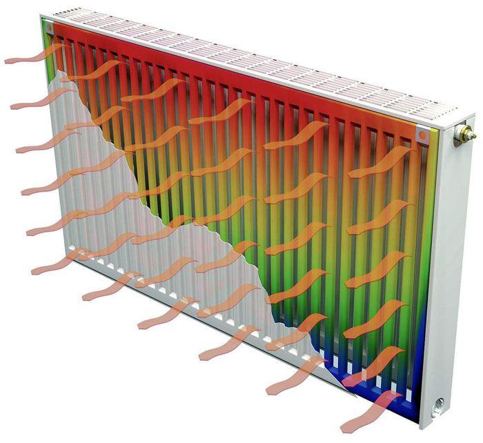 Фартук можно сделать из отдельных панелей, а также из цельных листов