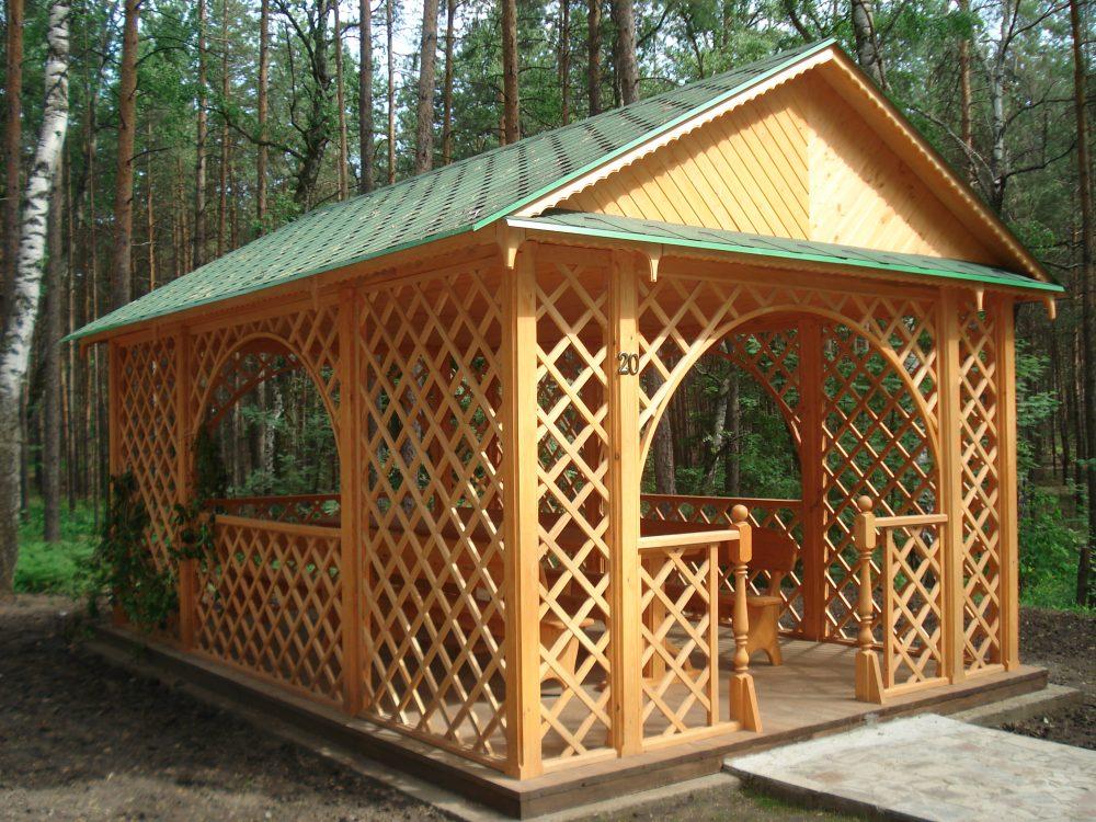 Для создания этой конструкции автор использовал индивидуальный заказ в специализированной мастерской