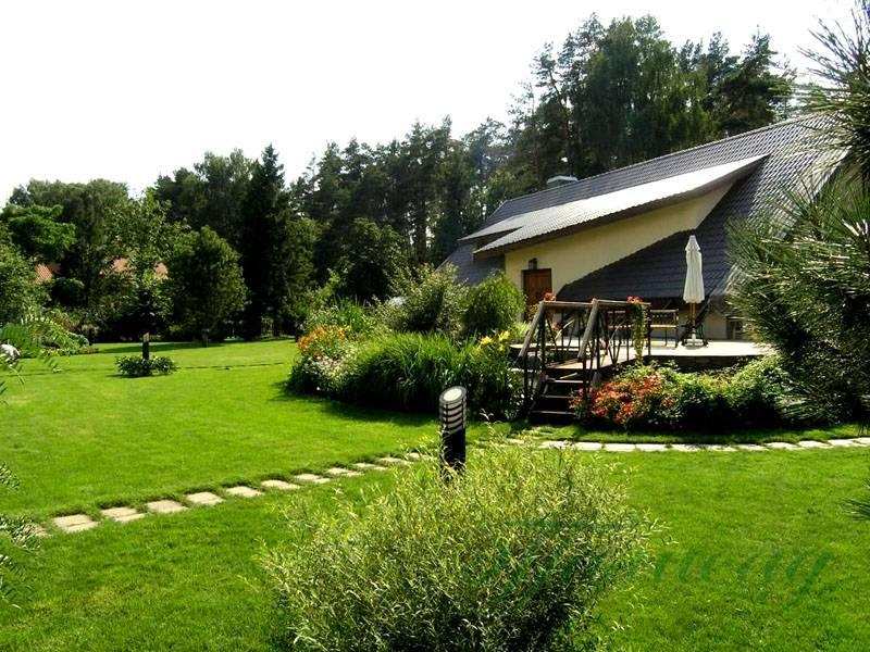 Идеальный газон – обязательный компонент качественного озеленения