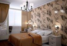 Какие обои лучше подойдут для спальни: 10 советов по выбору