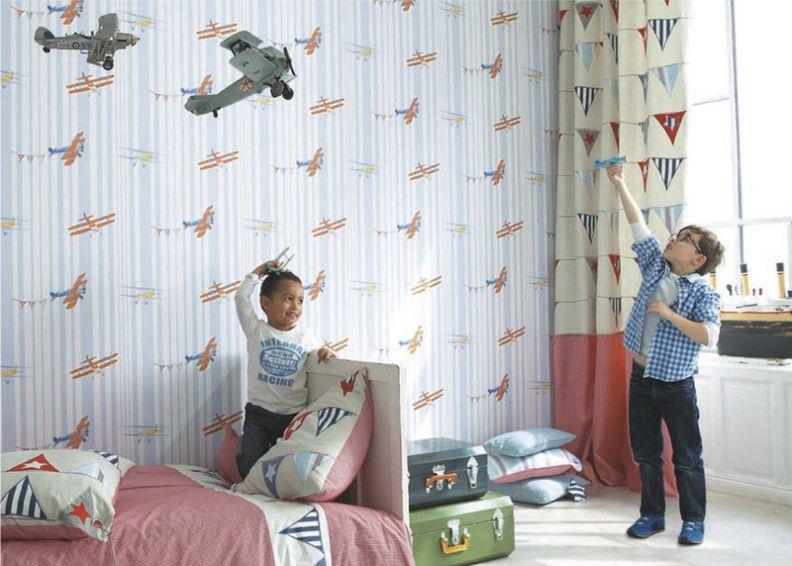 дизайн проект детской комнаты для двух девочек