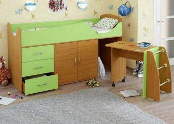 Лестницы для кроватей чердаков: виды и особенности