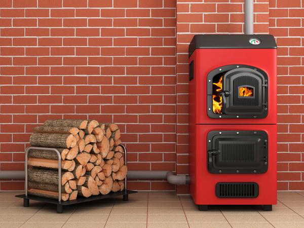 Правильно закладывайте дрова