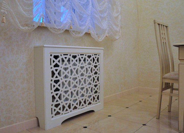 декорирование комнаты атласными лентами