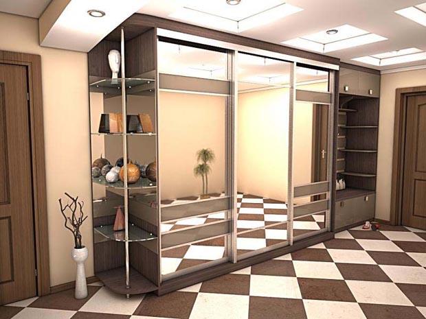 Стиль помещения 3-4 кв м