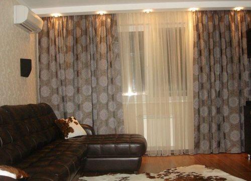 Как подбирать шторы под обои и мебель