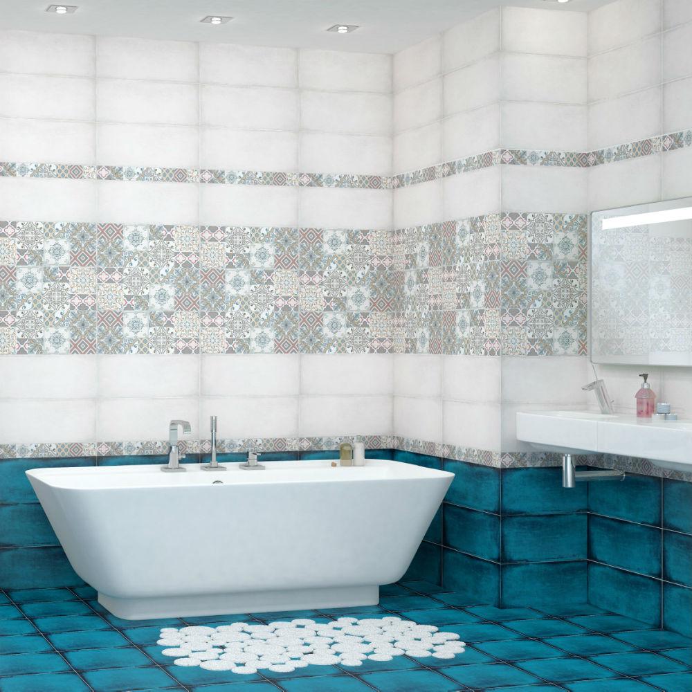 Плитка для ванной Azori Eclipse
