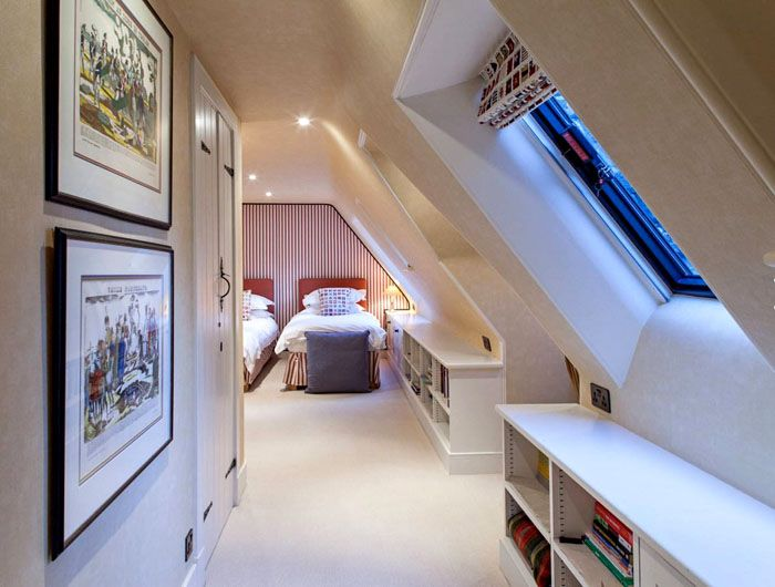 Уютная гостевая комната запомнится надолго вашим друзьям