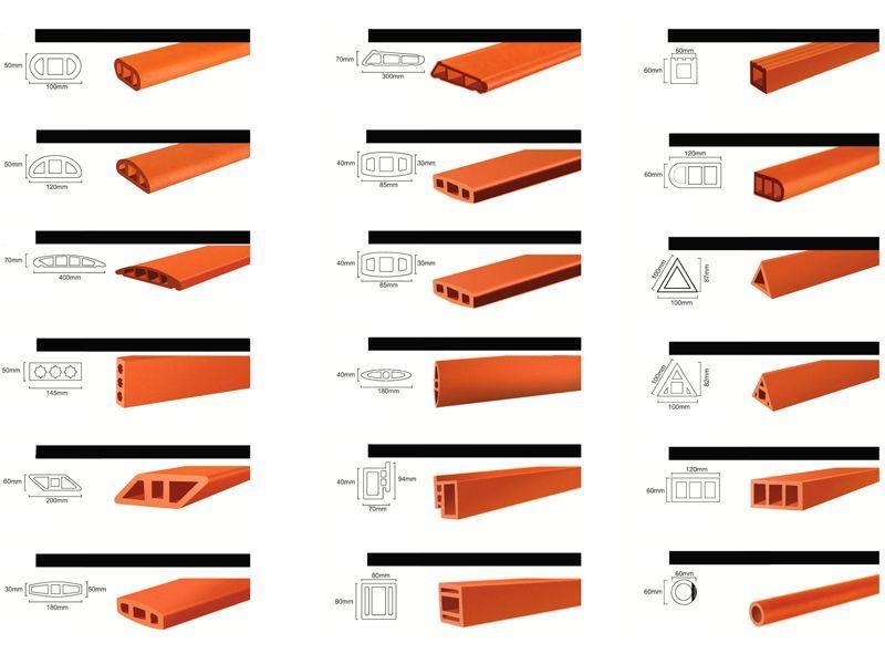 Терракотовые фасадные панели и клинкер