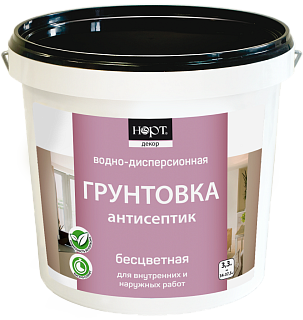 «Нортовская® грунтовка-антисептик»
