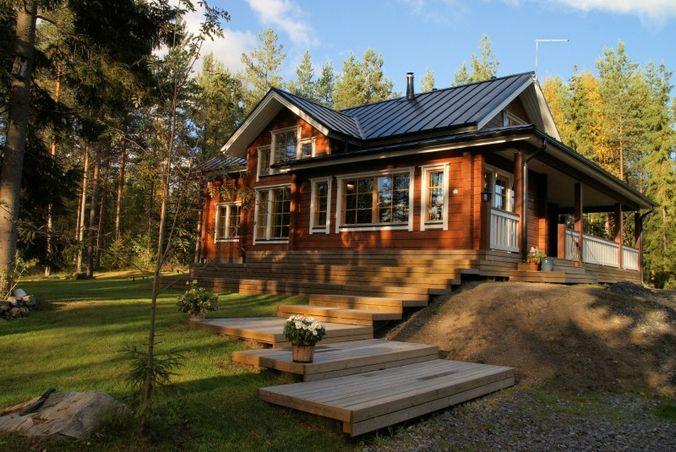 Симпатичный домик