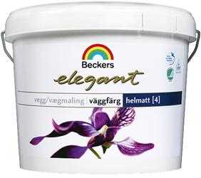 Beckers Elegant Vaggfarg Helmatt