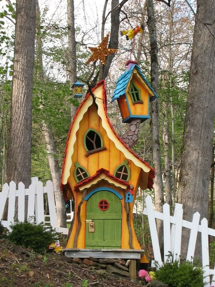 Волшебный печеньковый домик