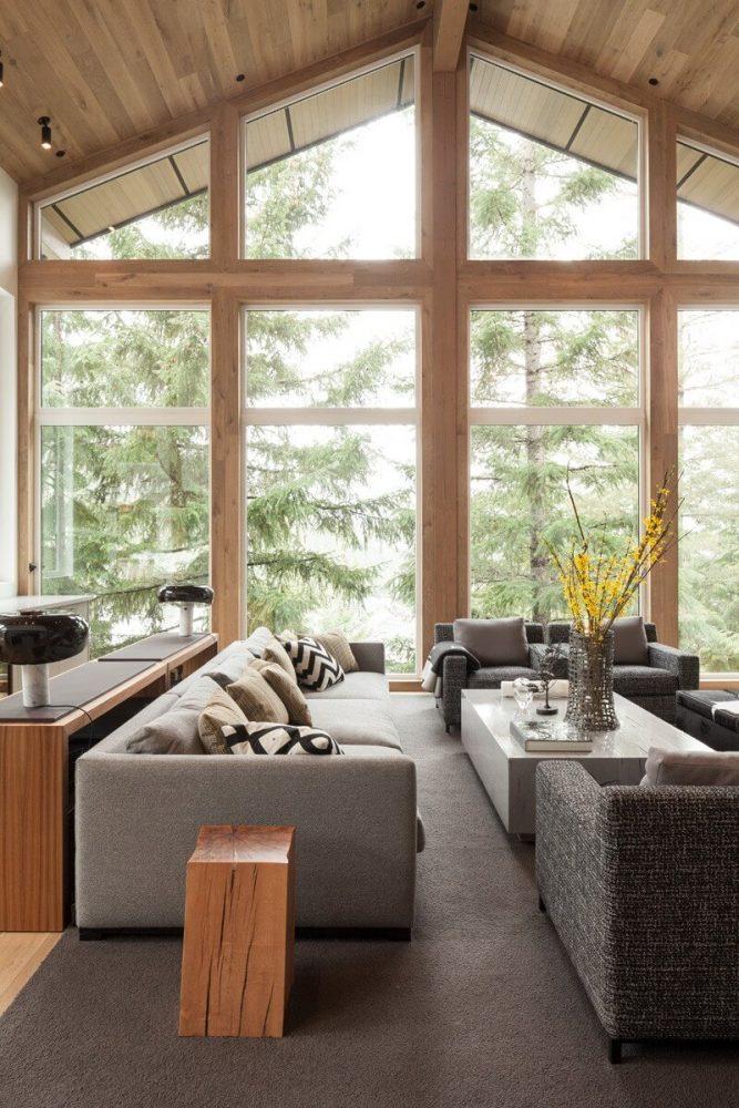 Дизайн интерьера в стиле эко