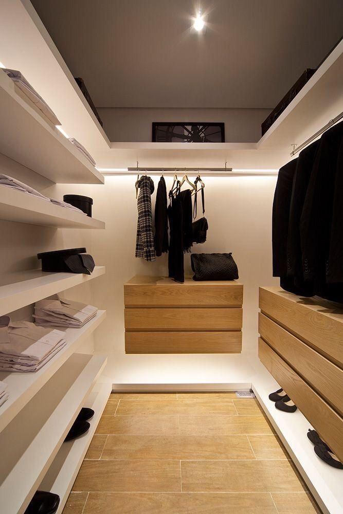 гардеробная дизайн