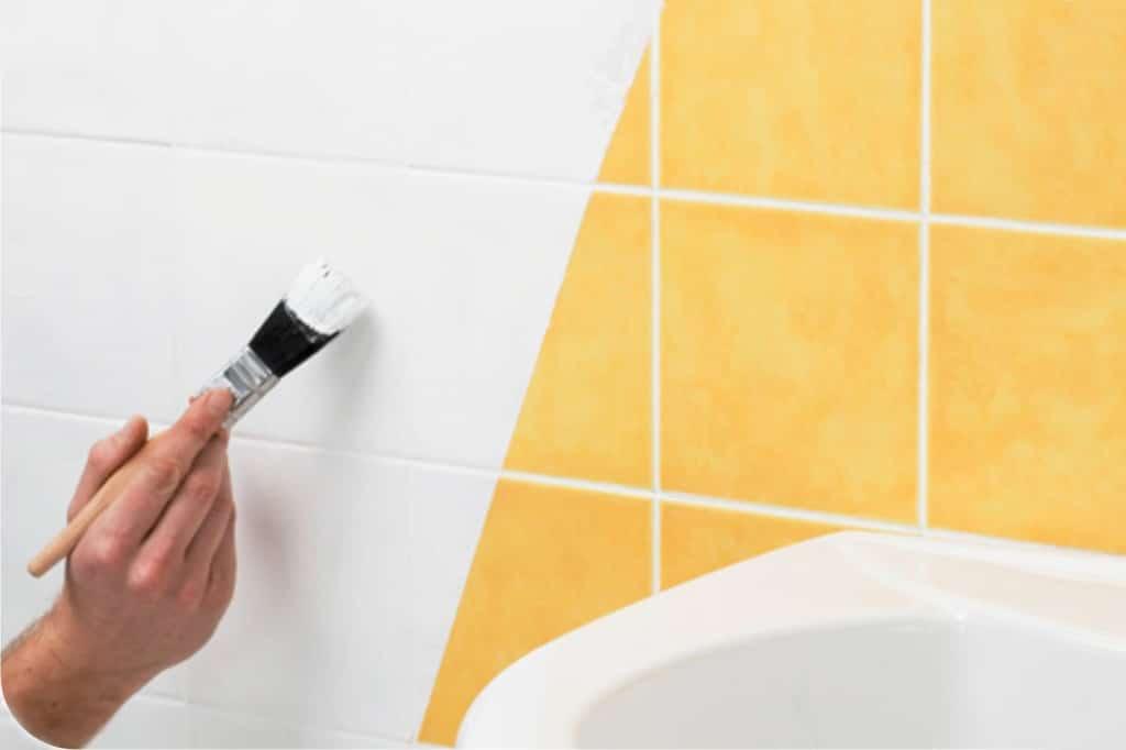 какую выбрать краску для ванной комнаты