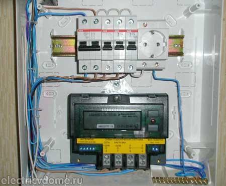 Как правильно подобрать электрический щиток для дачи, гаража, квартиры