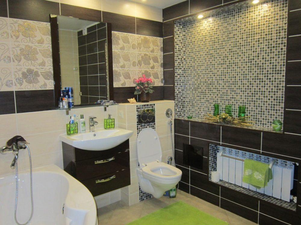 фото идеи плитки для ванной