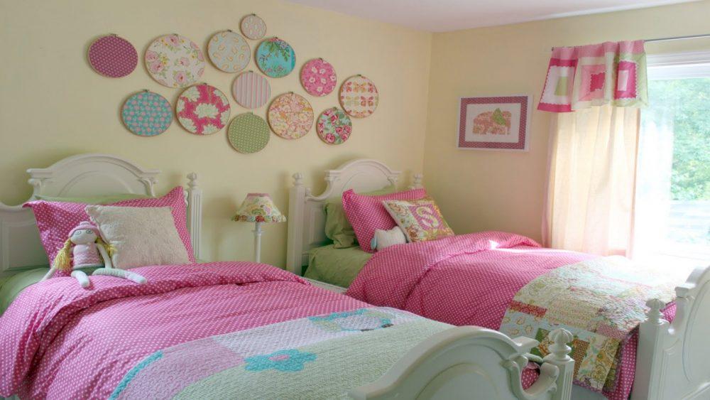 Кровати для девочек подростков