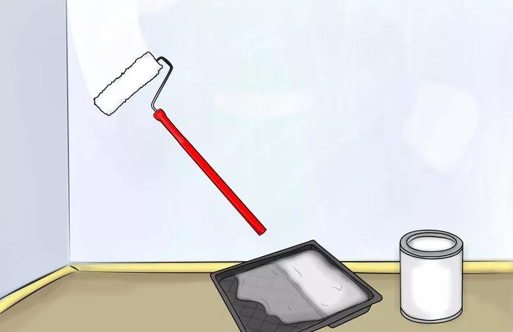 Нанесите второй слой грунта поверх первого
