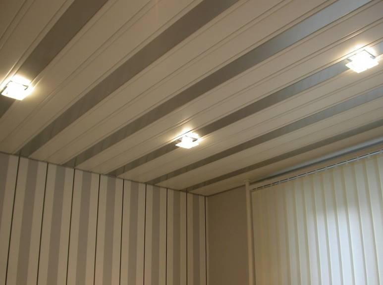 Пластиковые панели с подсветкой