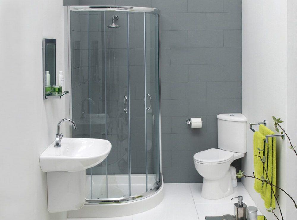 удобная совмещенная ванная