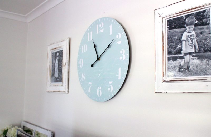 The clock for the living room (2)
