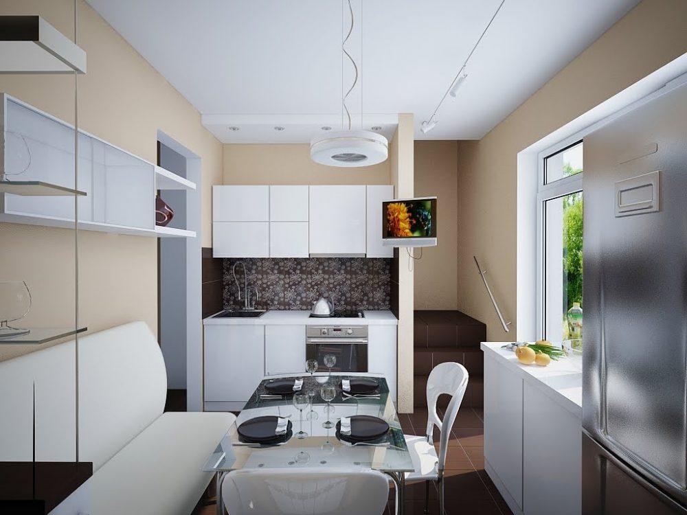 Лампы должны не только хорошо выглядеть, а и помогать в зонировании комнаты