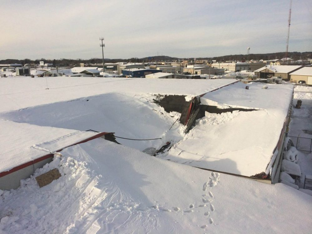 ливневая воронка для плоских крыш