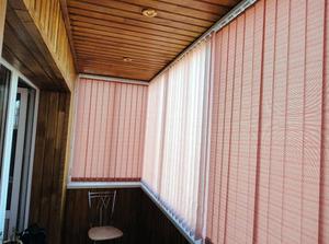 Балконные жалюзи - особенности конструкции