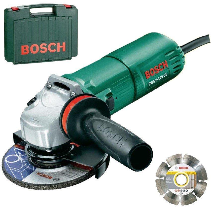 Домашняя УШМ Bosch