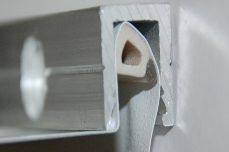 Штапиковая система крепления демонтаж