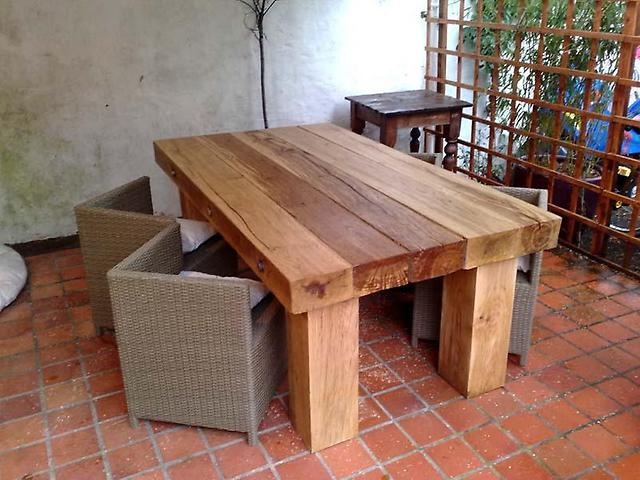 дачный стол