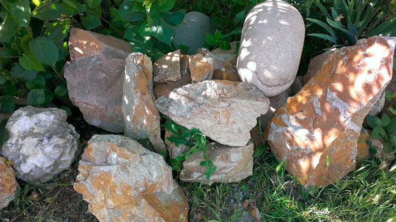 декоративный камень для габионов